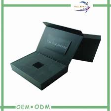 Decorative Holiday Boxes Magnetic Gift Boxes With EVA Tray Paper Packaging Decorative 61