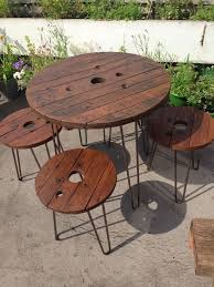 Best 25 Wooden garden furniture ideas on Pinterest