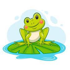 Zbliżenie Skóra Azjatycka Rzeczna żaba | Zdjęcie Premium