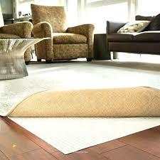 area rug gripper best rugs for hardwood floors beautiful anti slip under pads 8 x pad