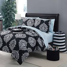 black and white comforter sets black and white queen bedding all black queen comforter