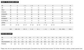 Kate Spade Size Chart Size Chart