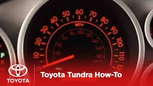 2007 Tundra How-To: 4-Wheel Drive - Shifting Procedure | Toyota ...