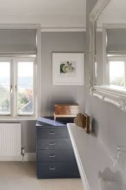 love this dulux goosedown a light grey which is stylish but best grey paint for bedroom