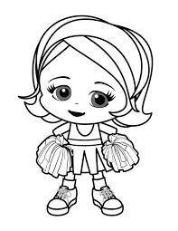 Small Picture Girl Coloring Pages Coloring Book of Coloring Page