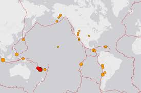 Dampak gempa di vanuatu, australia konfirmasi tsunami. 0xyycco5semadm