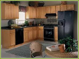 painted kitchen cabinets with black appliances. 12 Fresh Kitchen Cabinet Paint Colors Black Appliances Pictures Painted Cabinets With
