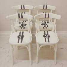 cool vintage furniture. cool vintage french bentwood cafe chairs reworked with racing stripes frenchfindscouk furniture g