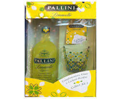 home cordials and specialties pallini limoncello gift set