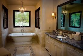 Image Victorian Elegant Bathroom With Blue And Gold Granite Designtrends 21 Granite Bathroom Countertop Designs Ideas Plans Design