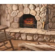 with the electric fireplace insert all features are at the your fingertips