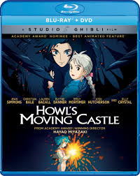 howl s moving castle blu ray dvd 2
