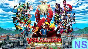 Pokemon movie 19-Volkenion và Magiana Siêu Máy Móc (HD,Thuyết Minh)