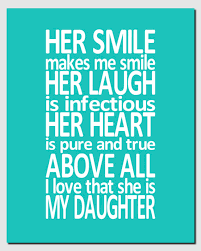 Love Quotes On Daughters Hover Me Magnificent How I Love My Daughter Quotes