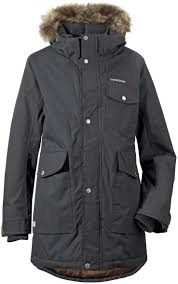 this winter coat is so well made and snug it will easily double up as a ski jacket warm waterproof and windproof no weather conditions pose a problem