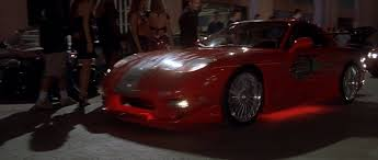 mazda rx7 fast and furious. for make a modifield rx7buy 20b because its strange put vette engine in rotary car mazda rx7 fast and furious 2