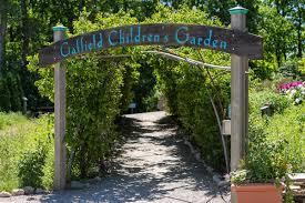 entrance to the children s garden