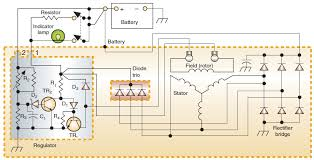 generator regulator wiring diagram generator image schematic 3 phase generator the wiring diagram on generator regulator wiring diagram