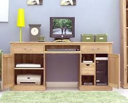 hidden desk furniture. image is loading conransolidoakmodernfurniturelargehiddenhome hidden desk furniture