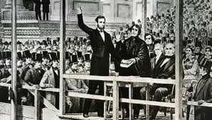 Abraham lincoln, who lived in springfield for nearly 25 years, wrote the speech shortly after his election as america's sixteenth president. Better Angels In Our Past The American Interest