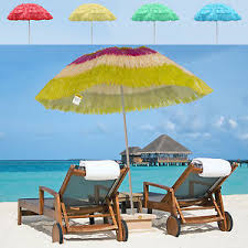 beach umbrella. Interesting Umbrella Image Is Loading HawaiianParasolBeachUmbrellaSunshadeSun OutdoorGarden Inside Beach Umbrella