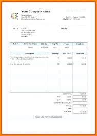 sample of cash bill medium to large size of bill invoice sample co cash payment