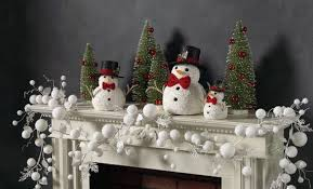 2014 RAZ Aspen Sweater Christmas Decorating Ideas_024