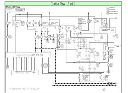 2011 frontier pro 4x trailer running lights no voltage schematic here is the wiring diagram for your trailer connector it lists the fuse number and it shows the trailer tow relays graphic
