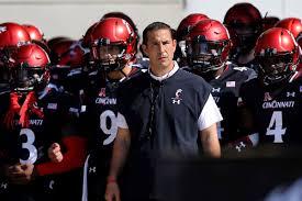 Cincinnati Bearcats Football Depth Chart Luke Fickells Cincinnati Rebuild Is Well Ahead Of Schedule