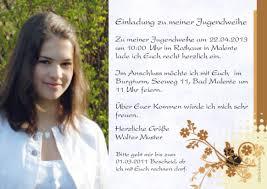 Jugendweihe Spruche Fur Einladungskarten Einladungskarten Geburtstag