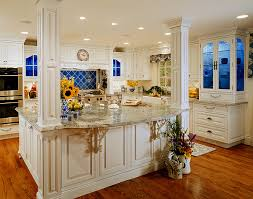 yellow country kitchens. French Country Kitchen Blue And Yellow Fresh On Classic With Kitchens  So The Yellow Country Kitchens -