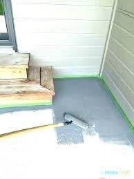 painting outdoor concrete patio concrete porch resurfacing ideas best exterior floor paint best painted concrete patios