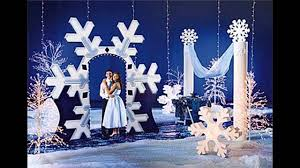 Winter Ball Decorations Best Winter Wonderland Decor Ideas YouTube 33