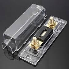 fuses and fuse holders stinger spd5203 1 0 4 gauge awg nickel new anl fuse box fuse holder distribution fuseholder fuse holder blade inline 0 4 8 gauge