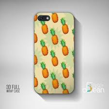 samsung galaxy s5 3d cases. pineapple pop style iphone plus, iphone, samsung galaxy - full wrap cute and funky phone case by caseocean on etsy s5 3d cases b