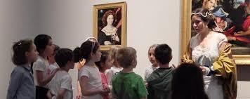 Santa Lucia, i bimbi nei luoghi dell'arte Musei e teatro: 5 ...