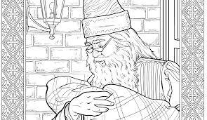 Harry Potter Coloring Page Coloring Pages