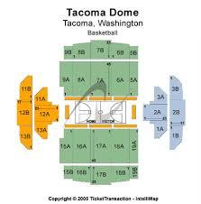 Tacoma Dome Thomas Rhett Seating Chart Tacoma Dome Tickets In Tacoma Washington Tacoma Dome