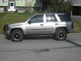 Chevrolet TrailBlazer EXT wheels gallery. MoiBibiki #2
