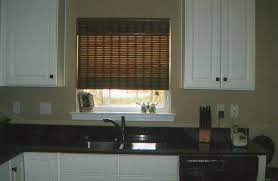 wonderful kitchen 575 pixels bamboo window shade in kitchen window custom mini blinds crestview for kitchen blinds d