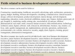 Business Development Manager Cover Letter Sample Top 5 Business Development Executive Cover Letter Samples