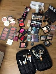 huge makeup artist bundle everything you will need mac nars ben nye benefit ysl inglot sleek