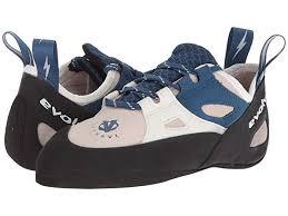 Evolv Shoe Size Chart Skyhawk