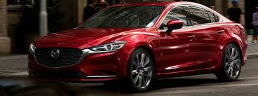 What Are The 2018 Mazda6 Interior And Exterior Color Options