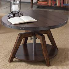 coffee table that converts to dining table round adjustable height convertible coffee table dining table bcyjdlr