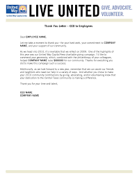 Thank You For The Hard Work Letter Best Photos Of Employee Thank You Letter Examples Thank