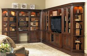 home office wall unit. 11 piece entertainment and office corner wall unit hooker with desk u2013 large home