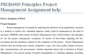 proj principles project management assignment help get % off proj6000 principles of project management assignment help