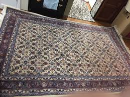 hand woven area rug from india 9 1 feet in length and 5 11 500 nashville tn