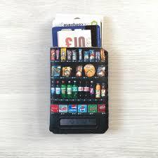 Oyster Card Vending Machine Adorable Vending Machine Card Holder Business Card Holder Debit Card